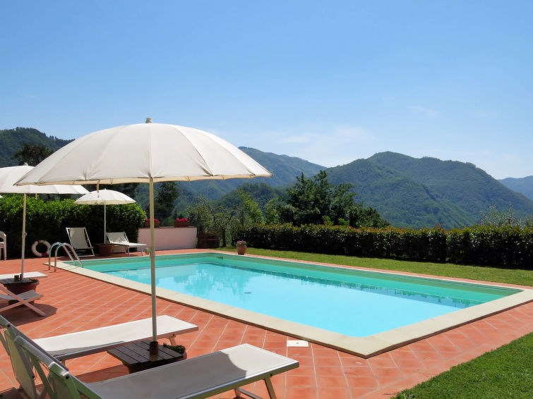 Location vacances Bagni di Lucca -  Appartement - 4 personnes -  - Photo N° 1