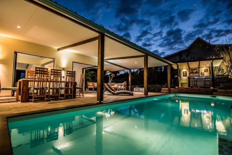 Villa Alexine avec piscine chauffée