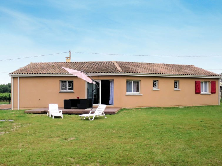 Location vacances Valeyrac -  Maison - 8 personnes -  - Photo N° 1