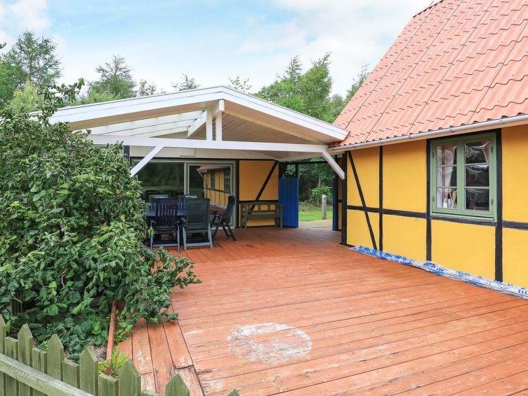 Maison pour 3 personnes à Højslev