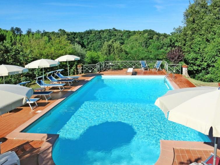 Location vacances Montopoli in Val d'Arno -  Maison - 8 personnes -  - Photo N° 1