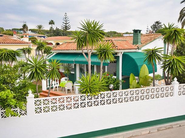 Location vacances Marbella -  Maison - 4 personnes - Télévision - Photo N° 1