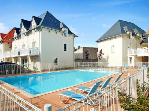 Location vacances Cabourg -  Appartement - 6 personnes - Balcon - Photo N° 1