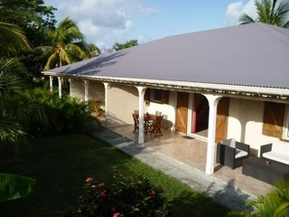 Location Gîtes  Guadeloupe Ti-Soleil Sainte-Anne - Sainte Anne
