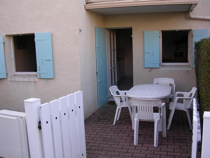 Location vacances Dolus-d'Oléron -  Appartement - 4 personnes - Barbecue - Photo N° 1