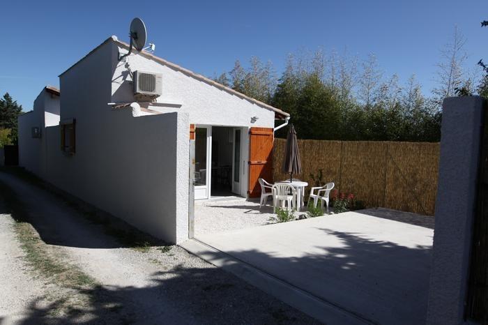 Maisonnette pour 2 pers. avec internet, Montpellier