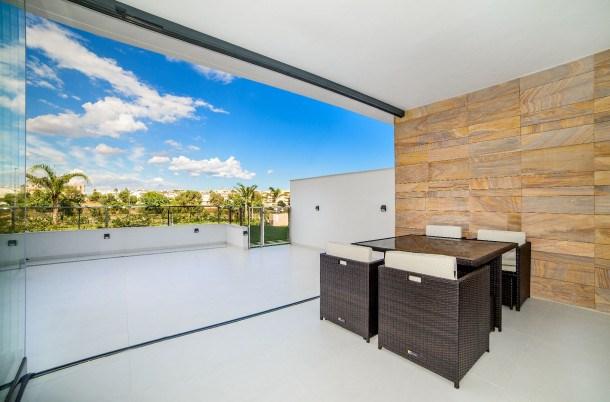 Moderno apartamento WIFI, AACC, Piscina, Parking, Pilar de la Horadada Bennecke Diamante