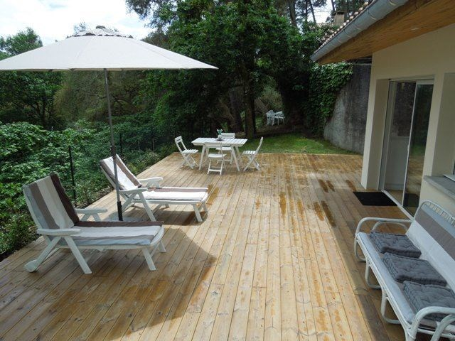 Location vacances Soorts-Hossegor -  Appartement - 4 personnes - Jardin - Photo N° 1