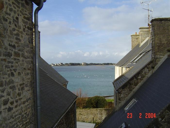 Location vacances Portbail -  Maison - 4 personnes - Salon de jardin - Photo N° 1