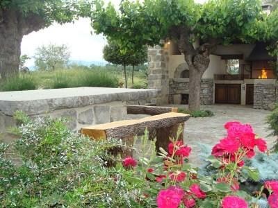 Location vacances Lablachère -  Gite - 6 personnes - Barbecue - Photo N° 1