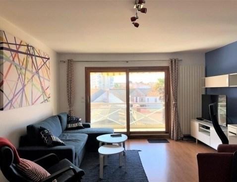 Location vacances Les Sables-d'Olonne -  Appartement - 4 personnes - Balcon - Photo N° 1