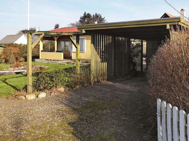 Maison pour 3 personnes à Broager