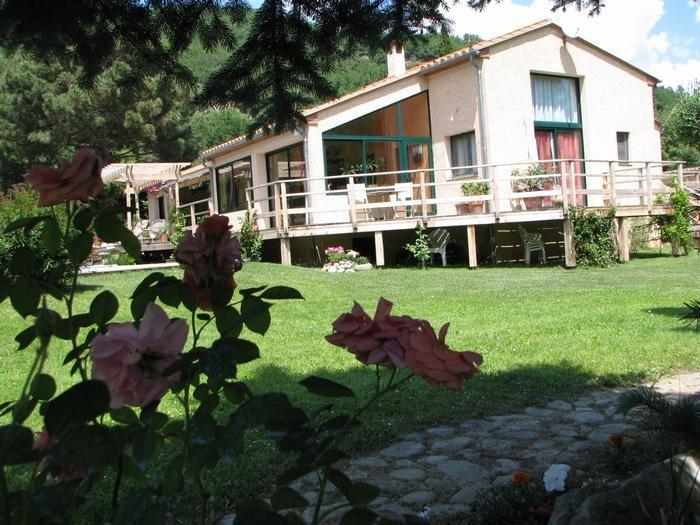 Location vacances Estoher -  Appartement - 3 personnes - Barbecue - Photo N° 1