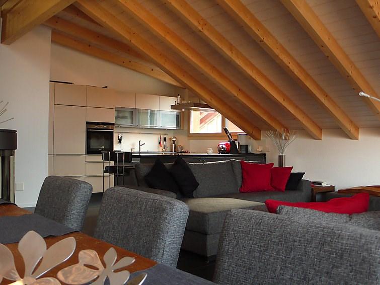 Appartement pour 3 personnes à Iseltwald