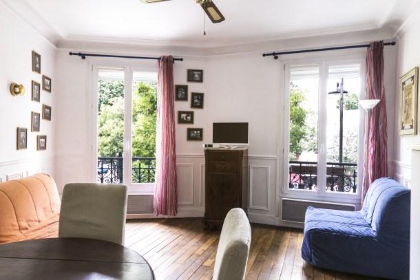 Location vacances Paris 13e Arrondissement -  Appartement - 4 personnes - Télévision - Photo N° 1