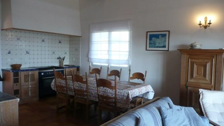 Golfe ST TROPEZ  duplex climatisé dans villa  Piscine 30°