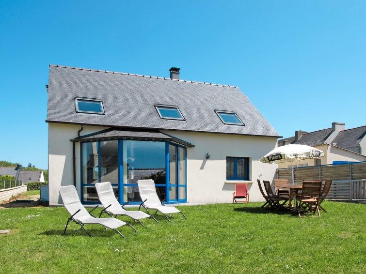 Location vacances Plougasnou -  Maison - 6 personnes -  - Photo N° 1