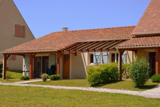 Location vacances Lanzac -  Maison - 4 personnes - Jardin - Photo N° 1