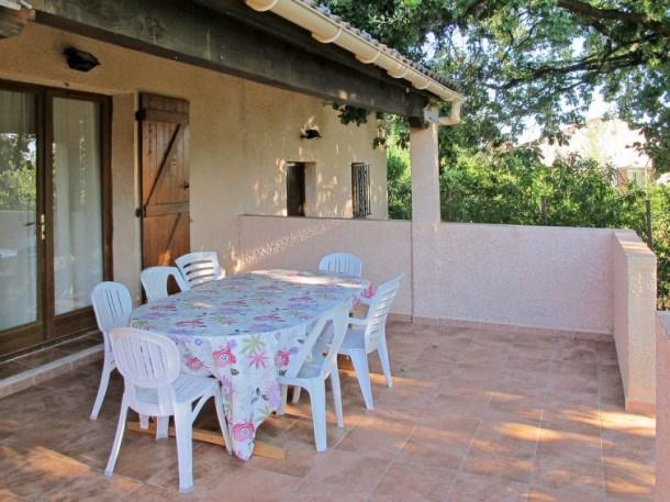 Location vacances Santa-Lucia-di-Moriani -  Maison - 8 personnes - Barbecue - Photo N° 1