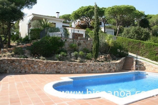 Location vacances Blanes -  Maison - 6 personnes - Barbecue - Photo N° 1