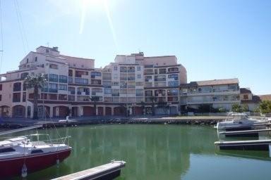 Location vacances Canet-en-Roussillon -  Appartement - 6 personnes - Ascenseur - Photo N° 1