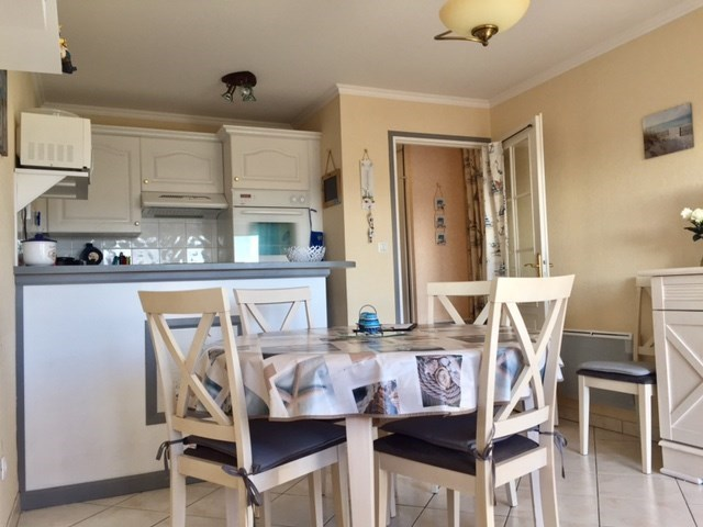 Location vacances Cucq -  Appartement - 6 personnes - Jardin - Photo N° 1