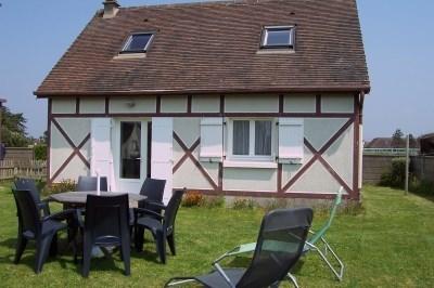 To rent villa edge of sea - Pirou