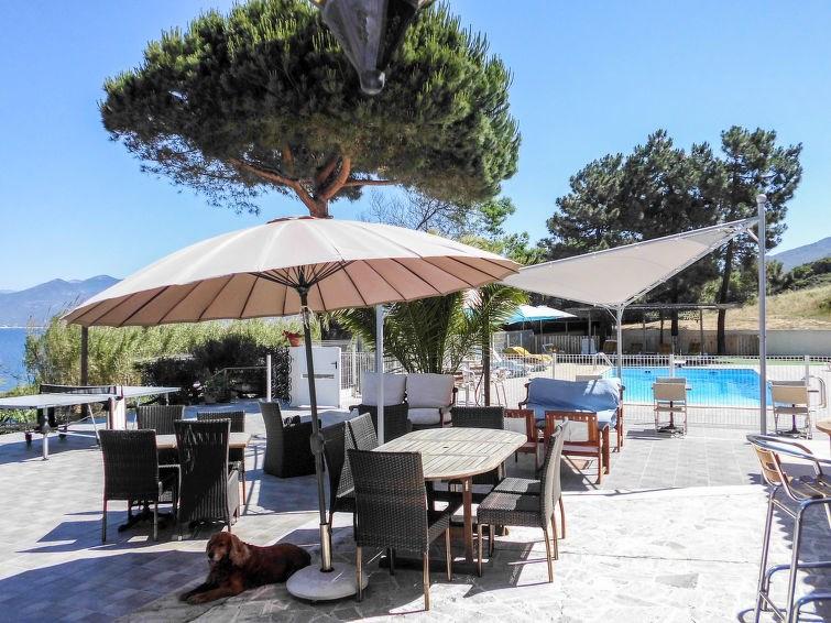 Appartement pour 2 personnes à Calcatoggio