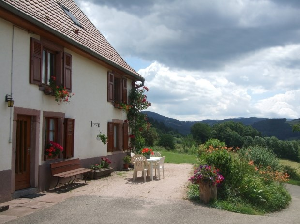 Holiday rentals Lapoutroie - Cottage - 6 persons - BBQ - Photo N° 1