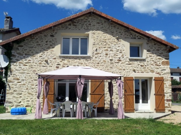 Location vacances Oradour-sur-Glane -  Gite - 6 personnes - Barbecue - Photo N° 1