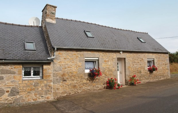 Holiday rentals Quemperven - Cottage - 2 persons - BBQ - Photo N° 1