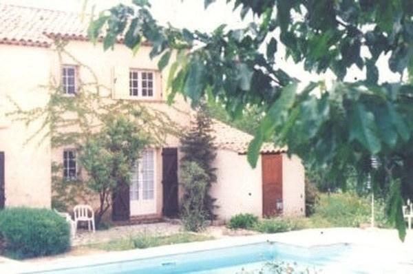 Location vacances Grasse -  Maison - 9 personnes - Terrasse - Photo N° 1