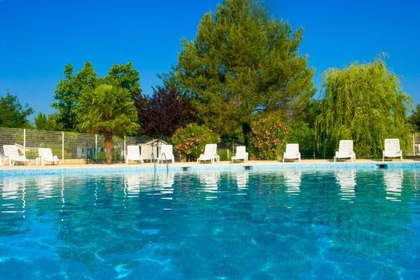 Location vacances La Roque-d'Anthéron -  Maison - 6 personnes - Court de tennis - Photo N° 1