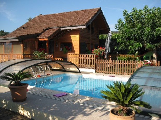 Location vacances Pers-Jussy -  Maison - 5 personnes - Barbecue - Photo N° 1