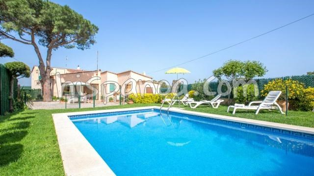 Location vacances Palafrugell -  Maison - 6 personnes - Barbecue - Photo N° 1