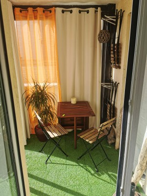 Location vacances Lacanau -  Appartement - 5 personnes - Barbecue - Photo N° 1