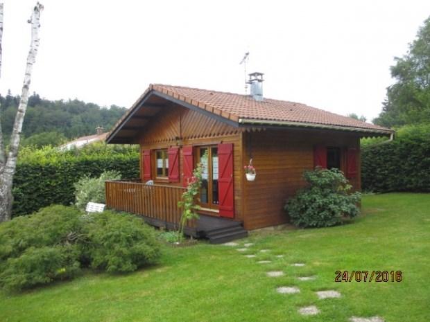 Location vacances Raon-aux-Bois -  Maison - 4 personnes - Barbecue - Photo N° 1