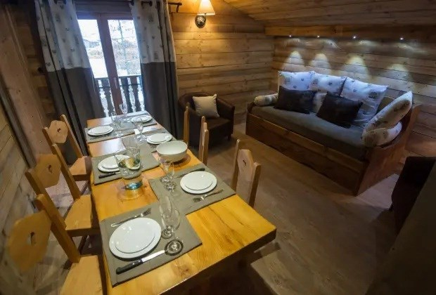 Holiday rentals La Bresse - Apartment - 6 persons - BBQ - Photo N° 1
