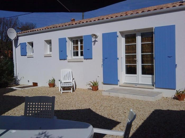 Holiday rentals Saint-Pierre-d'Oléron - House - 6 persons - BBQ - Photo N° 1