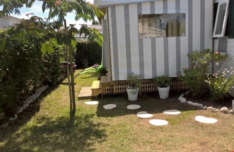 Mobil Home pour 4 pers. avec piscine, Saint-Denis-d'Oléron