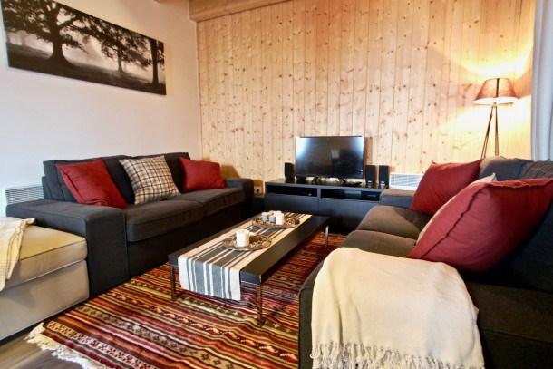 Location vacances Chamrousse -  Maison - 8 personnes - Lecteur DVD - Photo N° 1