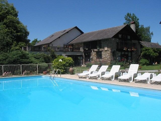 maison.pyrénées.campagne, swimming pool - Haut-de-Bosdarros