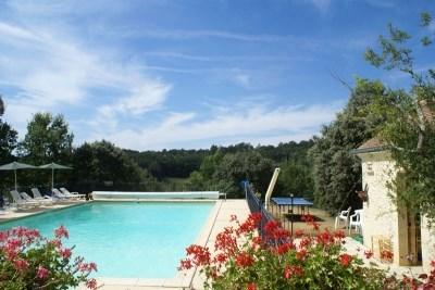 Location vacances Sarlat-la-Canéda -  Gite - 4 personnes - Jardin - Photo N° 1