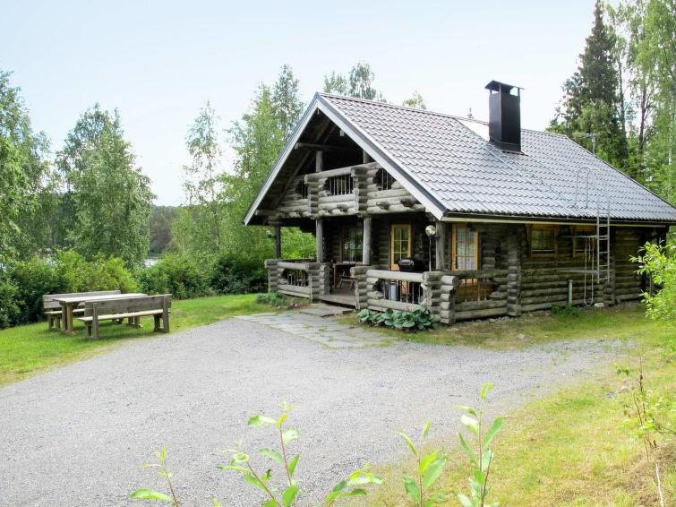 Maison pour 3 personnes à Tuusniemi