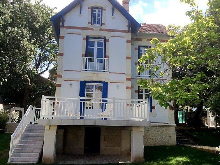Location vacances Saint-Palais-sur-Mer -  Maison - 10 personnes - Barbecue - Photo N° 1