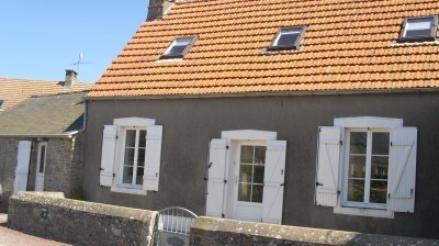 HOUSE SEASIDE FOR HOLIDAYS IN COTENTIN - Réthoville