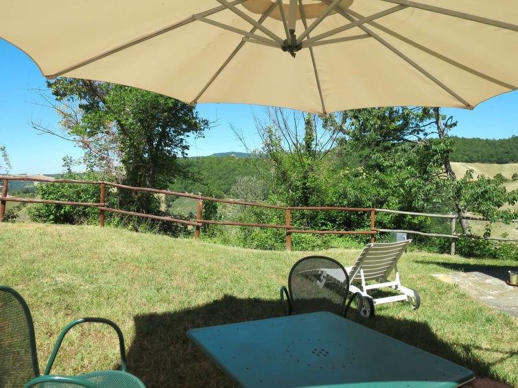 Studio pour 2 personnes à Assisi