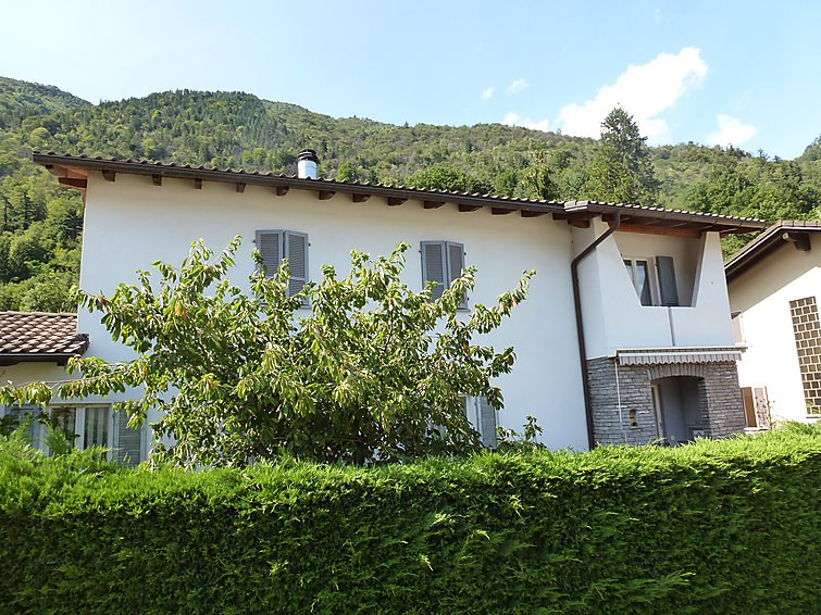 Maison pour 4 personnes à Cavigliano