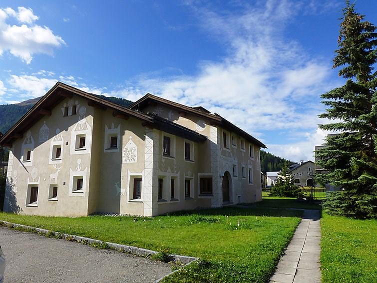 Location vacances La Punt-Chamues-ch -  Appartement - 6 personnes -  - Photo N° 1