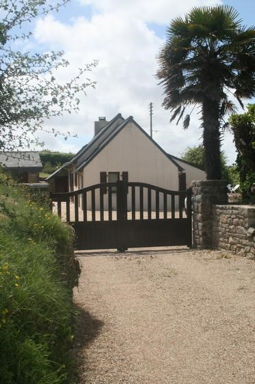 Holiday rentals Plougoulm - House - 3 persons - BBQ - Photo N° 1